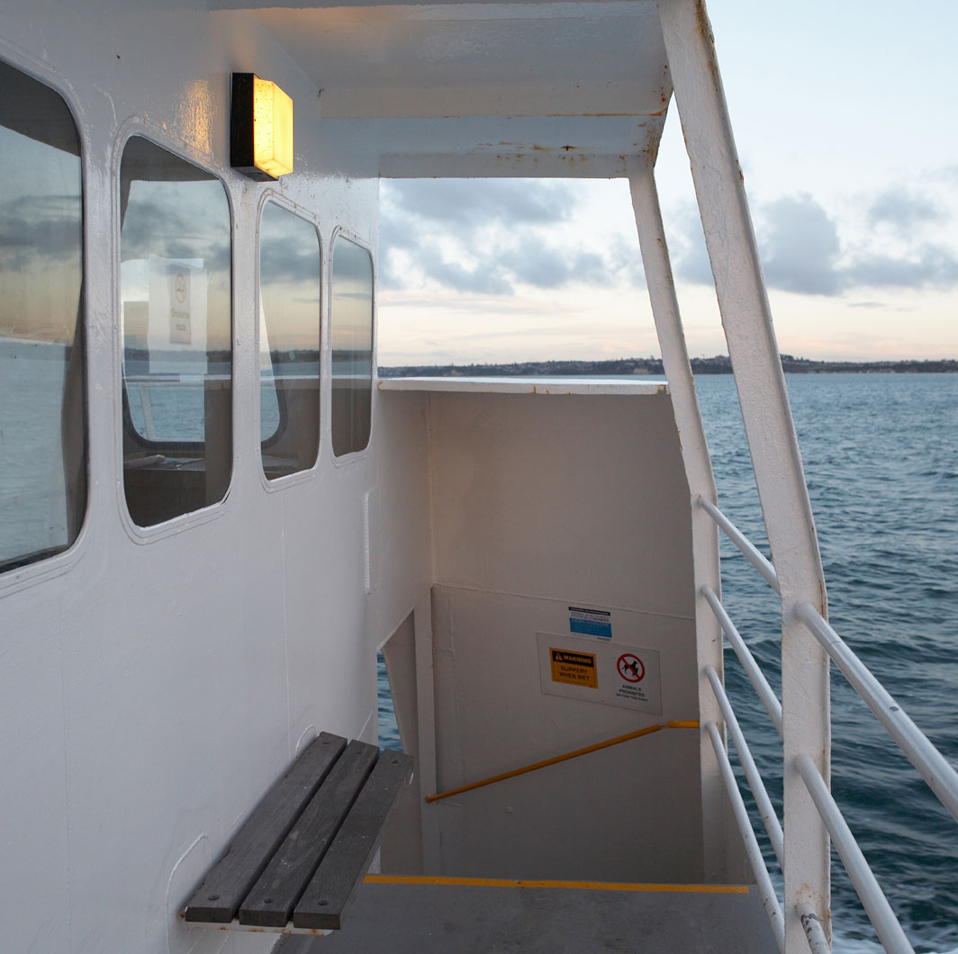 Pacific Light – Ferry