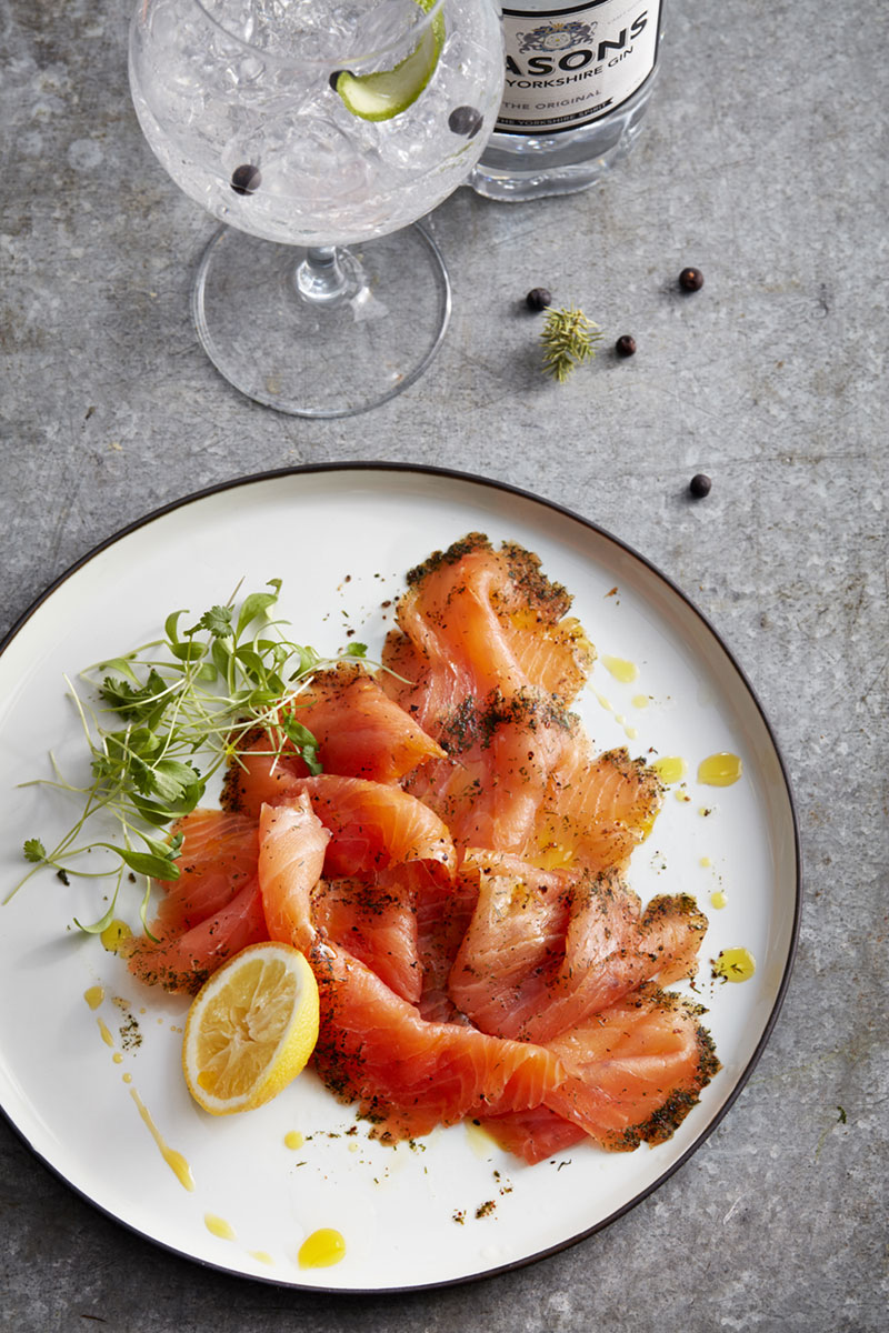 Bleikers Salmon